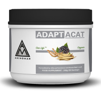 Aminoman Adaptacat Adaptogenic Herbs Powder - 96 servings