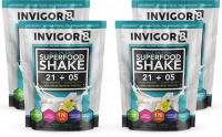 SALE BRL INVIGOR8 Superfood Shake - 43 grams (4 pack)