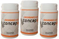 Concap Endurance 4/AB - 90 capsules (3 pack)