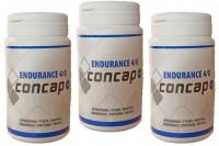 Concap Endurance 4/O - 90 capsules (3 pack)