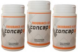 Concap Endurance 4/AB - 90 caps (3 pack)