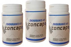 Concap Endurance 4/O - 90 caps (3 pack)