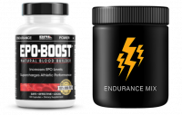 Epo-Boost + Lightning Endurance Mix Orange