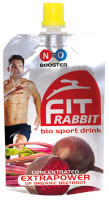 fitRABBIT BIO NO-Booster - 20 x 85 ml