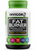 BRL INVIGOR8 Fat Burner - 120 capsules