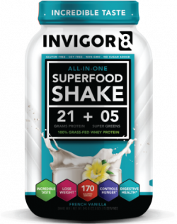 INVIGOR8 Superfood Shake - 645 grams
