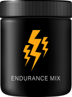 Lightning Endurance Mix - Orange - 500g